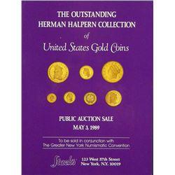 The Halpern Gold Sale, Hardcover