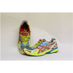 ASICS MENS SIZE 9 RUNNING SHOES