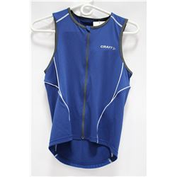 CRAFT MENS ACTIVE TRI TOP SIZE MEDIUM