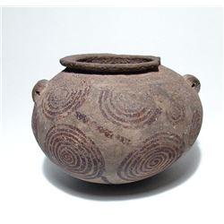 Egyptian Predynastic ceramic jar, Gerzean Period