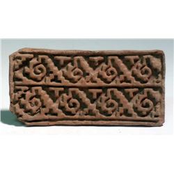 An exceptional Aztec stamp seal from Mexico