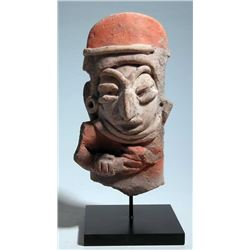 Chupicuaro painted bust from Mexico