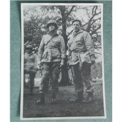 15 ORIG WWII PICS-ETO-GERMANY-HERMANN GORING STRASSE