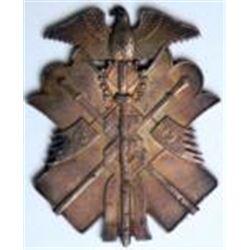 WWII Japan Silver Ordan Golden Kite VIII Klasse Medal