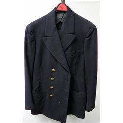 WWII U.S. NAVY BLUE UNIFORM AND PANTS
