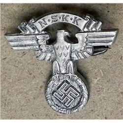 ORIGINAL NAZI NSKK MOTORCYCLE TROOPS MEMBERSHIP PIN