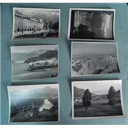 "6 PRE-WWII 7X9"" PHOTOS, AUSTRIA/INNSBRUCK-PROFESSIONAL"