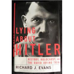 LYING ABOUT HITLER--HB BOOK