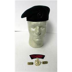 British Royal Marine Commando Articles