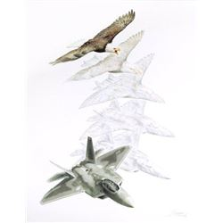 Metamorphosis VII: Dominant Raptor Jody Sjogren