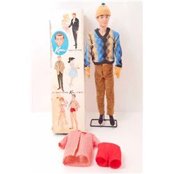 VINTAGE 1960'S KEN BARBIE DOLL IN ORIGINAL BOX