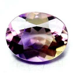 2.27 CT PURPLE & GOLDEN BOLIVIAN AMETRINE