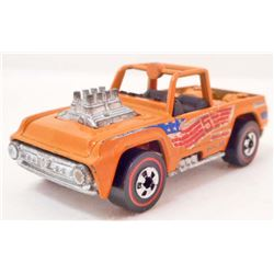 VINTAGE HOT WHEELS RED LINE BAJA BRUISER ORANGE