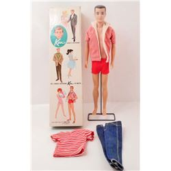 VINTAGE 1960'S KEN BARBIE DOLL IN ORIGINAL BOX  IN ORIGINAL BOX