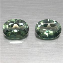 LOT OF 2.80 CTS OF GREEN BRAZILIAN TOPAZ