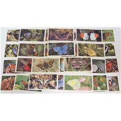 SET OF VINTAGE GRANDEE/PLAYER CIGARETTE TOBACCO CARDS