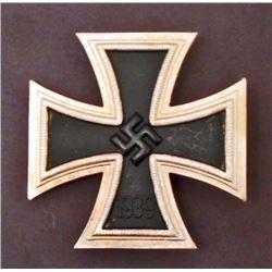 GERMAN NAZI 1ST CLASS IRON CROSS