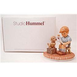 "VINTAGE HUMMEL STUDIO ""A CLEAN BILL OF HEALTH"" FIGURINE"