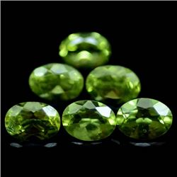 LOT OF 4.92 CTS OF GREEN PAKISTAN PERIDOT