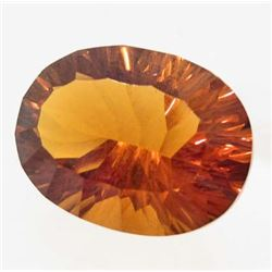 9.72 CT ORANGE BRAZILIAN CITRINE
