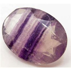 10.11 CT. AMETRINE CHINA FLUORITE GEMSTONE