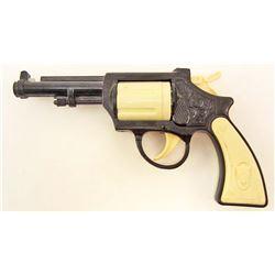VINTAGE PLASTIC HONG KONG CAP GUN