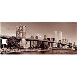 Igor Maloratsky Signed Photo Art Print Brooklyn Bridge