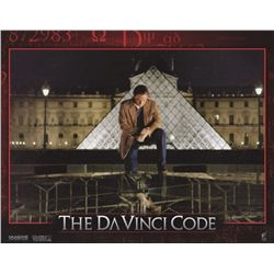 Da Vinci Code Original 2006 Lobby Cards Set