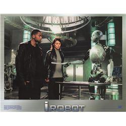 I, Robot Complete Original 2004 Lobby Cards Set