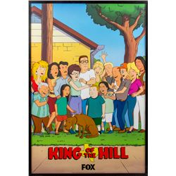 King of the Hill Full Cast Poster 1998