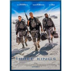 Three Kings Original 1999 One-Sheet Poster