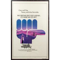 Thumb Tripping Vintage 1972 Style A One-Sheet Poster