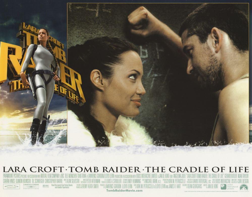Lara Croft Tomb Raider The Cradle Of Life Original 2003