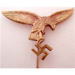 NAZI GERMAN LUFTWAFFE STICK PIN