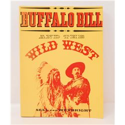 """BUFFALO BILL AND THE WILD WEST"" BOOK"