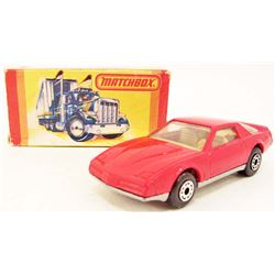 VINTAGE 1980'S MATCHBOX PONTIAC FIREBIRD - IN ORIG. BOX