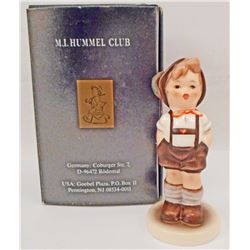 VINTAGE HUMMEL FOR KEEPS FIGURINE IN ORIGINAL BOX