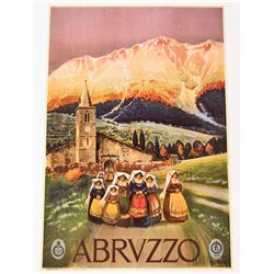ABVZZO MUSEUM GRADE GICLEE CANVAS 8X10 PRINT