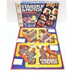 VINTAGE 1977 STARSKY & HUTCH BOARD GAME IN ORIG. BOX