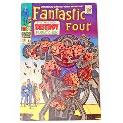 1967 FANTASTIC FOUR #68 12 CENT COMIC BOOK