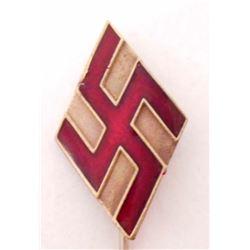 NAZI GERMAN HITLER YOUTH STICK PIN