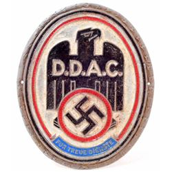 NAZI GERMAN DDAC SHIELD