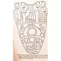 "1940 ""EGYPT"" HARDCOVER BOOK"