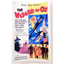"""JUDY GARLAND """"THE WIZARD OF OZ"""" MOVIE POSTER PRINT APPROX 11"""" X 17"""""""