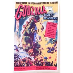 """GODZILLA KING OF MONSTERS MOVIE POSTER PRINT APPROX 11"""" X 17"""""""