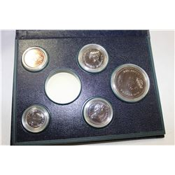 1981 ROYAL CANADIAN PROOF COIN SET