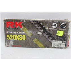 RK520XSO DIRTBIKE CHAIN