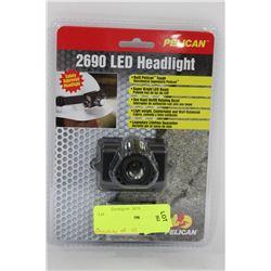 PELICAN 2690 LED HEAD LIGHT