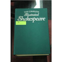 THE COMPLETE ILLUSTRATED SHAKESPEARE BOOK
