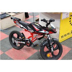 HYPER KIDS FRONT SUSPENSION MOTO-BIKE